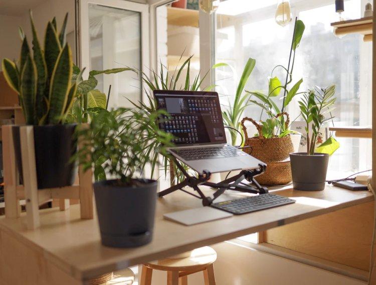 De juiste bureauhoogte is bepalend voor een gezonde werkhouding