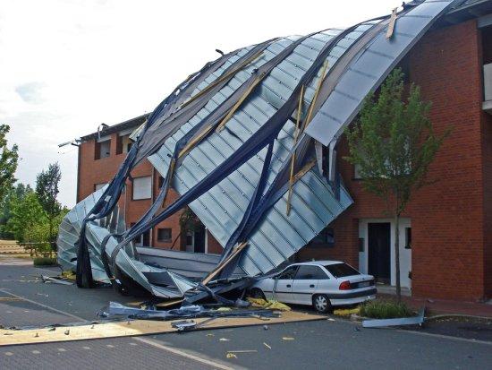 Stormen richten voor 300 miljoen euro schade aan